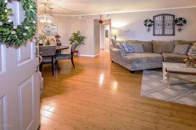 Oak Park Condo/Townhouse For Sale: 5805 Oak Bend Lane #212