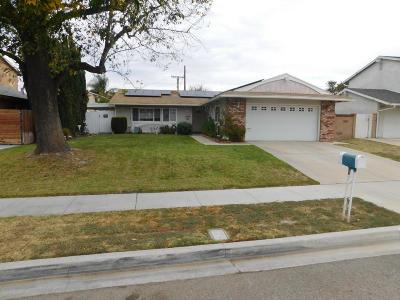 Simi Valley Single Family Home For Sale: 2267 Morley Street