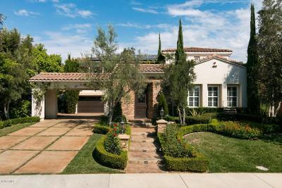 Moorpark Single Family Home For Sale: 14229 Huron Court