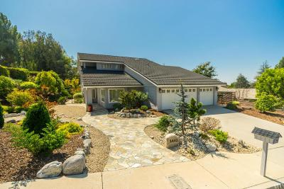 Thousand Oaks Single Family Home For Sale: 1442 Northwood Parkway