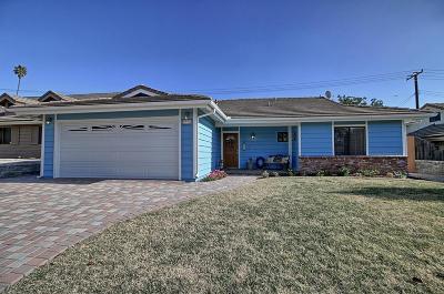 Ventura Single Family Home For Sale: 2226 Sanderling Street