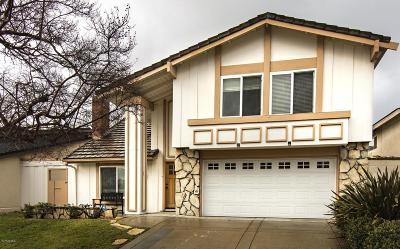 Newbury Park Single Family Home For Sale: 417 San Vincente Circle