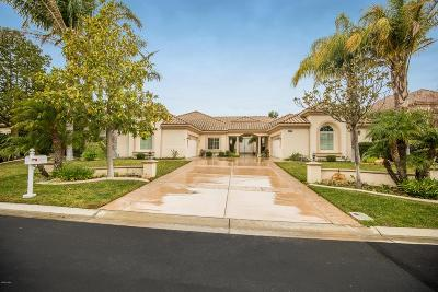 Moorpark Single Family Home For Sale: 6775 Trevino Drive