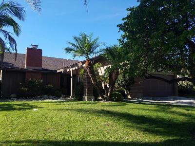 Camarillo Single Family Home For Sale: 2243 Via Tomas