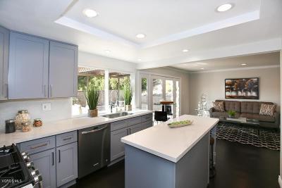 Thousand Oaks CA Single Family Home For Sale: $799,000