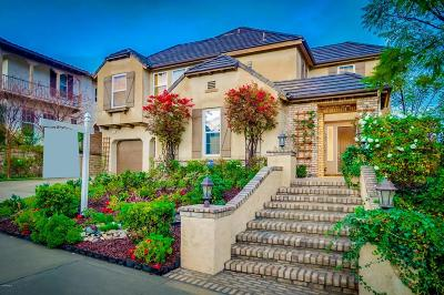 Simi Valley Single Family Home For Sale: 3658 Legends Drive