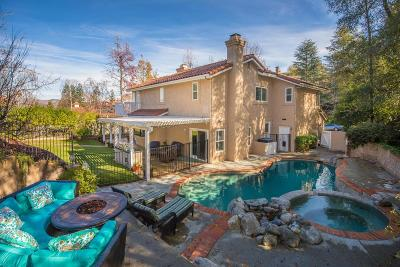 Westlake Village Single Family Home For Sale: 2063 Glastonbury Road
