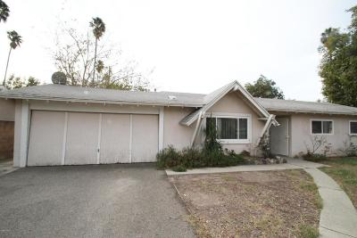 Simi Valley CA Single Family Home For Sale: $451,500