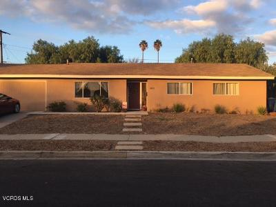 Newbury Park Single Family Home For Sale: 3471 Lily Court