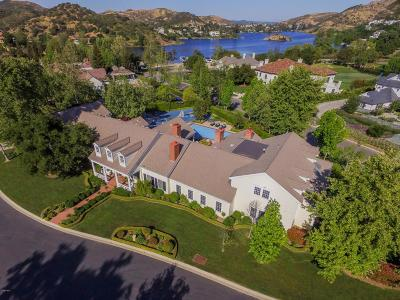 Westlake Village Single Family Home For Sale: 2186 Marshbrook Road