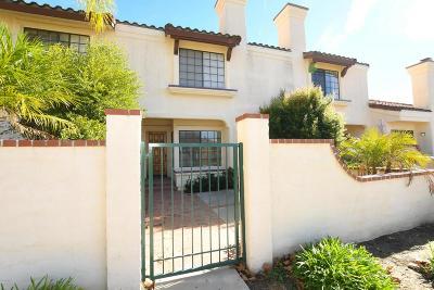 Simi Valley CA Condo/Townhouse For Sale: $485,000