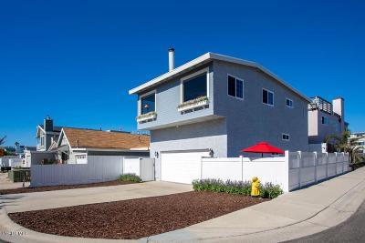 Oxnard Single Family Home For Sale: 161 Sawtelle Avenue