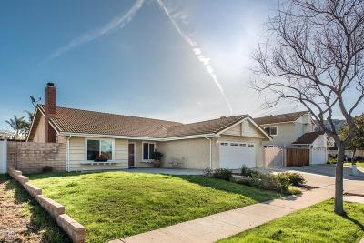 Simi Valley CA Single Family Home For Sale: $564,900