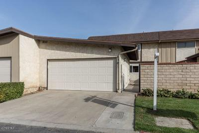 Camarillo Condo/Townhouse For Sale: 638 Bandera Drive