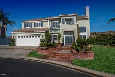 Simi Valley Single Family Home For Sale: 385 Glen Eagles Way
