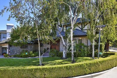 Westlake Village Single Family Home For Sale: 3802 Charthouse Circle