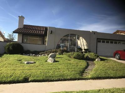Simi Valley Single Family Home For Sale: 3295 Texas Avenue