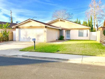Simi Valley Single Family Home For Sale: 3729 Diamond Court