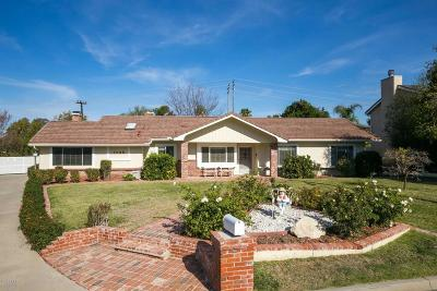 Thousand Oaks Single Family Home For Sale: 1735 Berkshire Drive