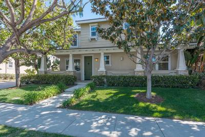 Camarillo Single Family Home For Sale: 418 Town Forest Court