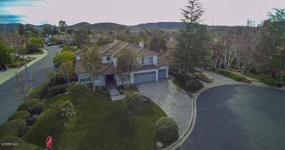 Simi Valley CA Single Family Home For Sale: $1,058,000