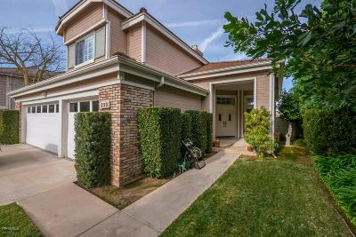 Simi Valley Single Family Home For Sale: 236 Sycamore Ridge Street