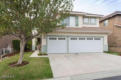 Thousand Oaks Single Family Home For Sale: 3079 Espana Lane