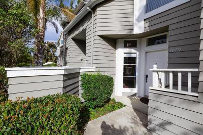 Ventura Condo/Townhouse For Sale: 1079 Stravinsky Lane
