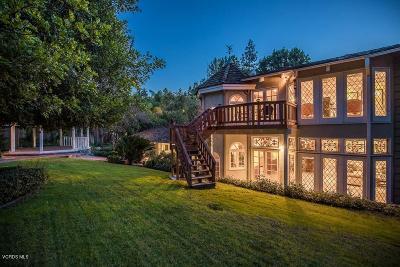 Tarzana Single Family Home For Sale: 19159 Rosita Street