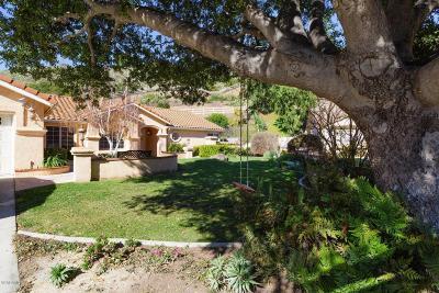 Camarillo Single Family Home For Sale: 2691 Riata Court