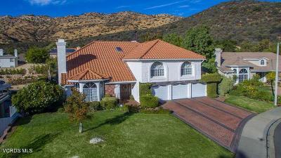 Oak Park Single Family Home For Sale: 5555 East Napoleon Avenue