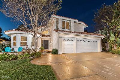 Moorpark Single Family Home For Sale: 12309 Willow Forest Drive
