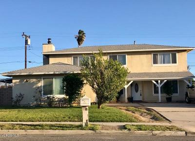 Simi Valley Single Family Home For Sale: 3094 Galena Avenue