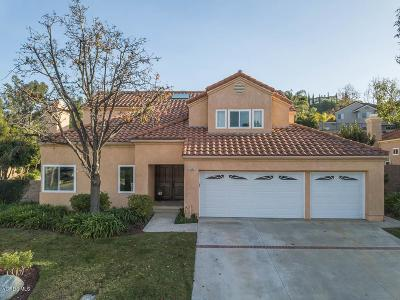 Moorpark Single Family Home For Sale: 11600 Flowerwood Court