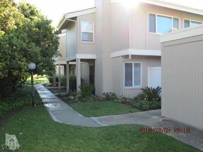 Ventura Condo/Townhouse For Sale: 1252 San Simeon Court #6