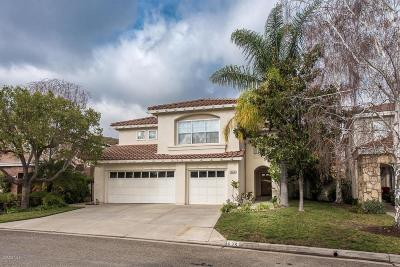 Simi Valley Single Family Home For Sale: 625 Breckenridge Place