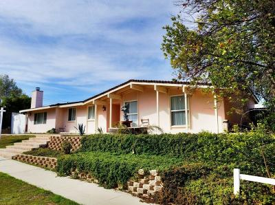 Thousand Oaks Single Family Home For Sale: 1059 Sheffield Place