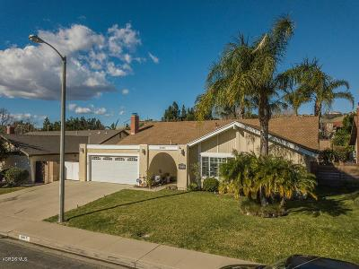 Simi Valley Single Family Home For Sale: 5841 Fasley Avenue