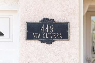 Camarillo Single Family Home For Sale: 449 Via Olivera