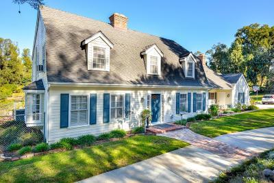 Camarillo Single Family Home For Sale: 333 Valley Vista Drive