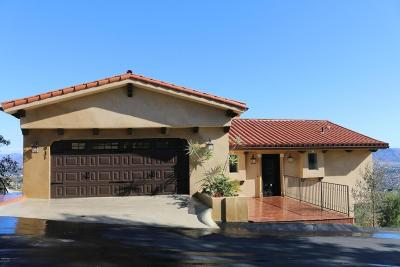 Camarillo Single Family Home For Sale: 931 West Highland Drive