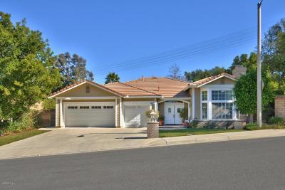 Thousand Oaks Single Family Home For Sale: 3952 West Crossridge Court