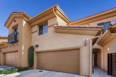 Simi Valley Condo/Townhouse For Sale: 1454 Patricia Avenue #404