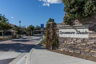 Simi Valley Condo/Townhouse For Sale: 2633 Night Jasmine Drive