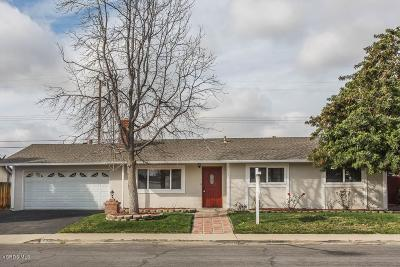 Simi Valley Single Family Home For Sale: 2265 Kelsey Street