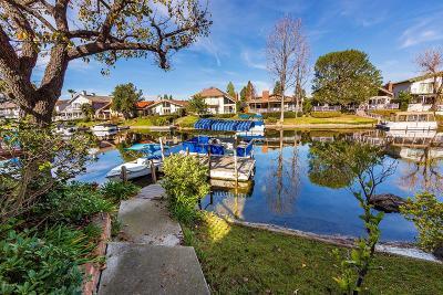 Westlake Village Single Family Home For Sale: 4039 Mariner Circle