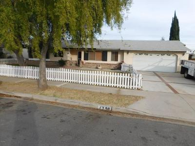 Simi Valley Single Family Home For Sale: 1790 Pope Avenue