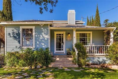 Camarillo Single Family Home For Sale: 56 San Miguel Drive