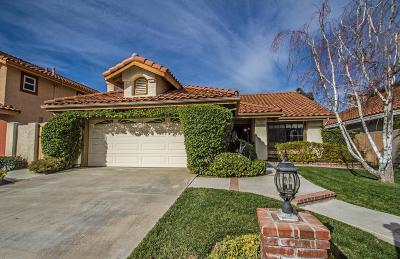 Camarillo Single Family Home For Sale: 887 Via Pacheco