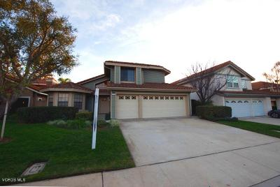 Moorpark Single Family Home For Sale: 12304 Willow Spring Drive